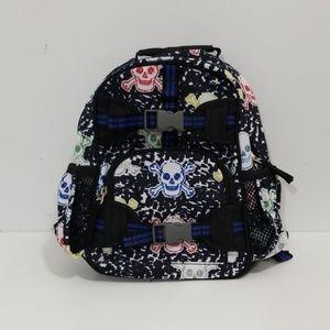 Backpack kids skull